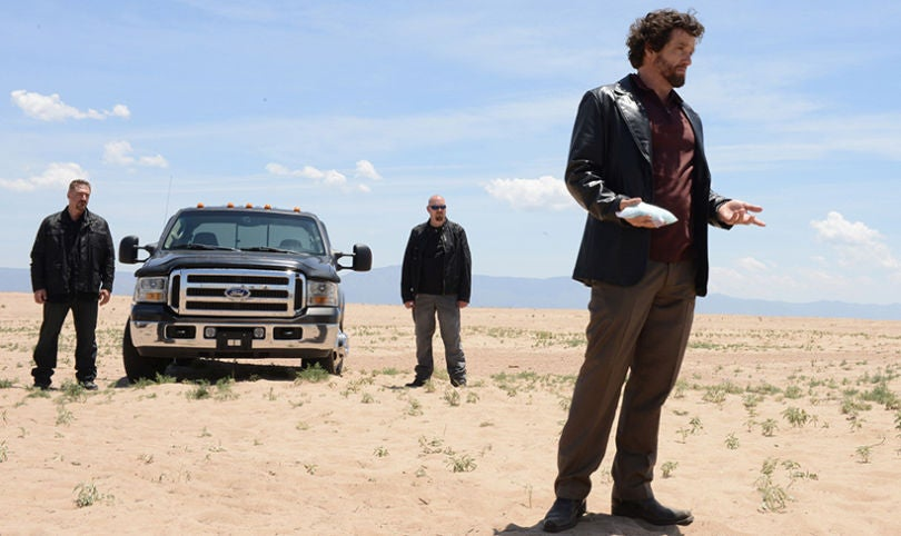 Declan (Louis Ferreira) - Breaking Bad - Season 5, Episode 7 - Photo Credit: Ursula Coyote/AMC